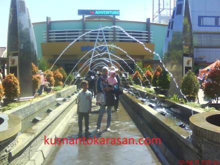 Geothermal Zona Taman Pintar Kusnantokarasan Yogyakarta Kota