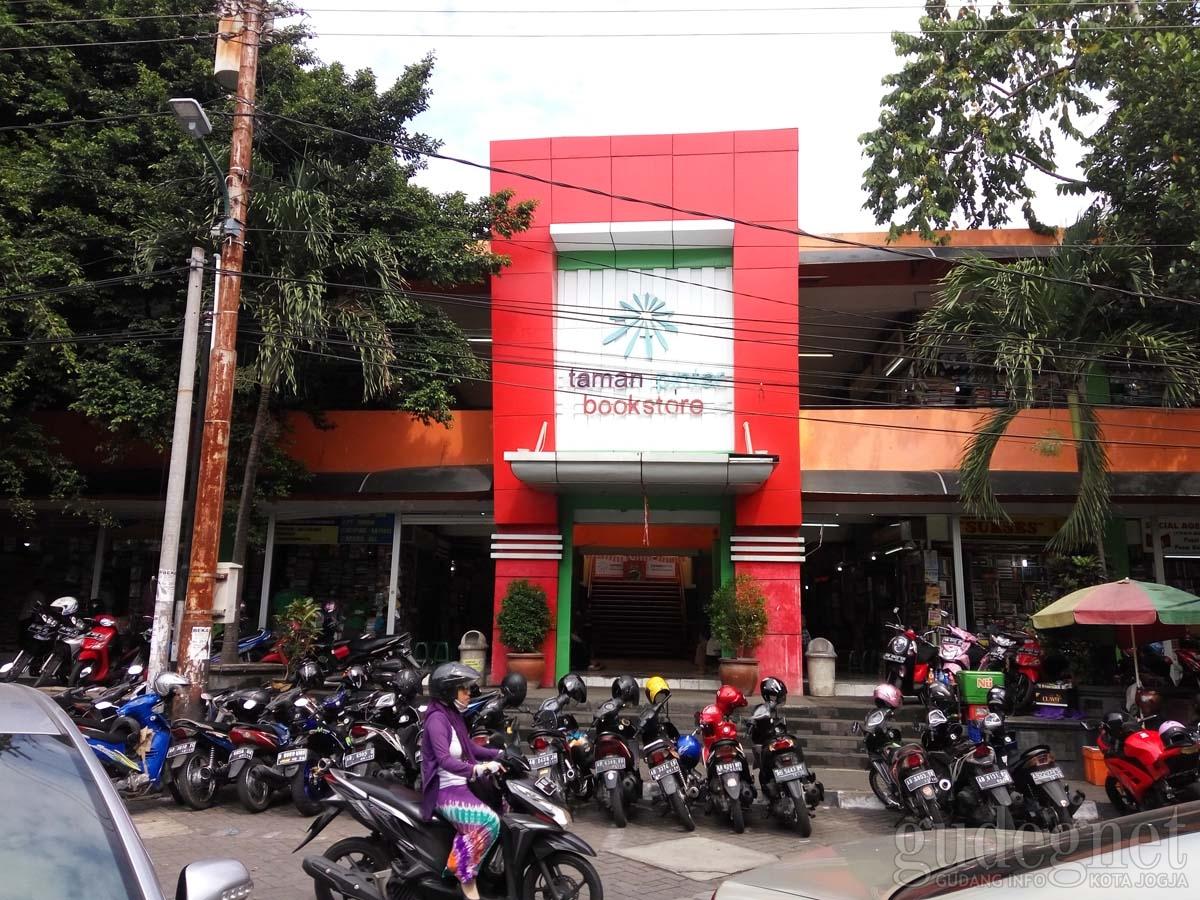 Pasar Buku Taman Pintar Book Store Yogyakarta Yogya Gudegnet Kota