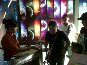 Planetarium Wahana Taman Pintar Yogyakarta Tribun Jogja Kota