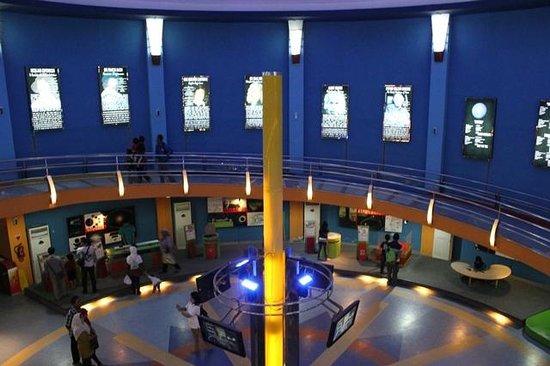 Ruang Sains Taman Pintar Picture Science Park Yogyakarta Kota