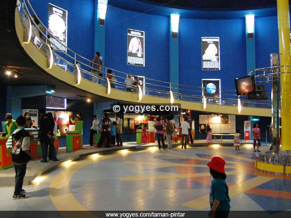 Taman Pintar 10 Places Visit Trans Jogja Yogyakarta Kota