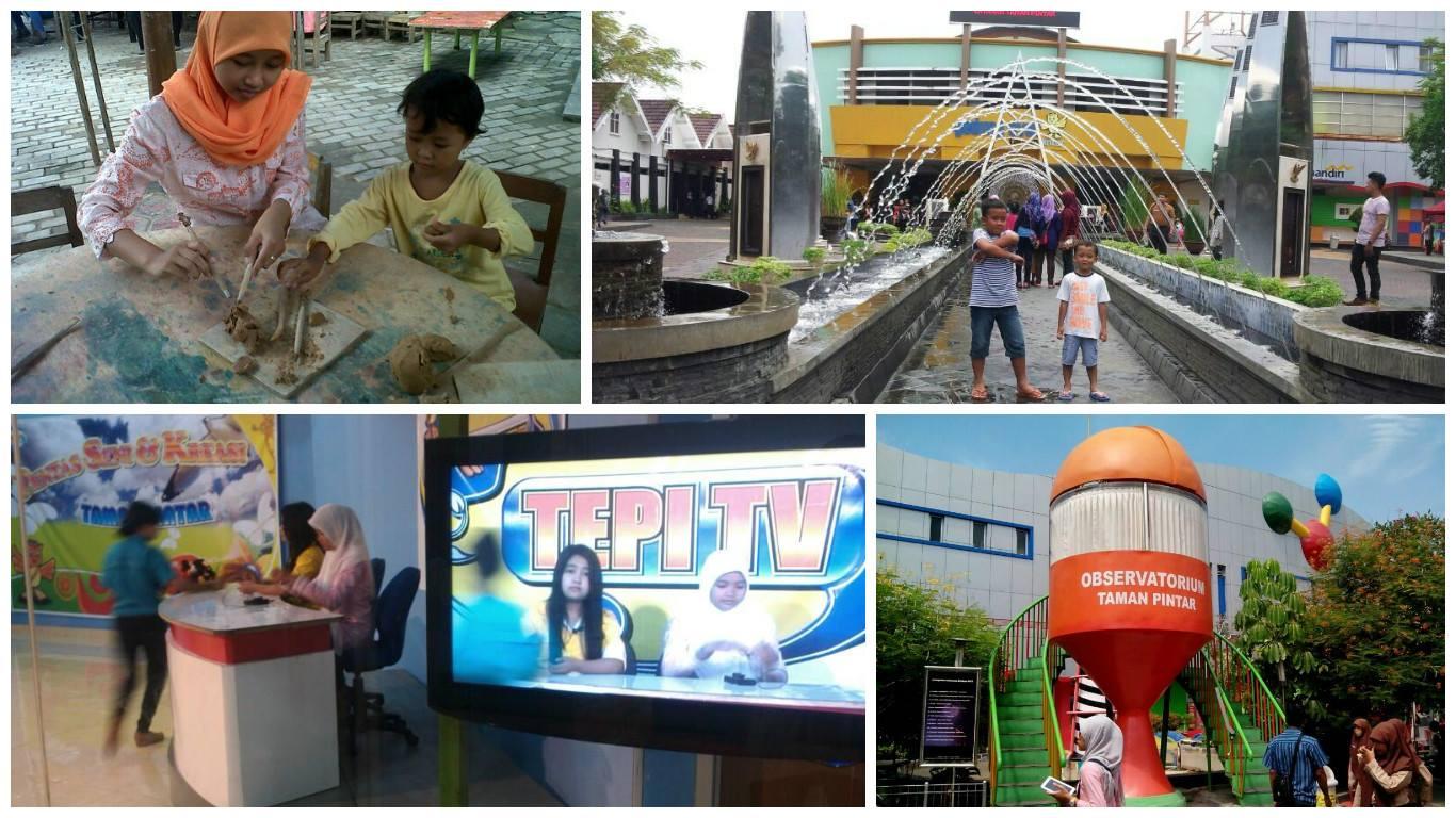 Taman Pintar Jogja Alamat Harga Tiket Jam Buka Design Masuk