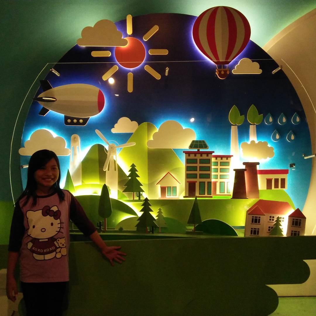 Taman Pintar Jogja Paket Wisata Yogyakarta Tugu Kota