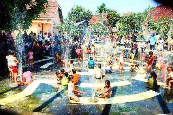 Taman Pintar Jogja Public Space Pinterest Yogyakarta Spacesyogyakartaindonesia Kota