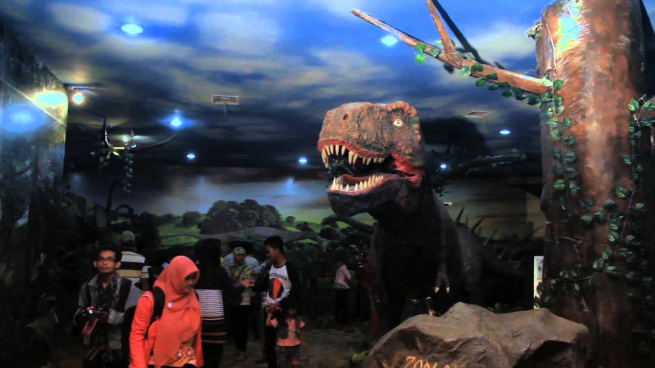 Taman Pintar Yogyakarta Adventure Science Dinas Pariwisata Diy Kota