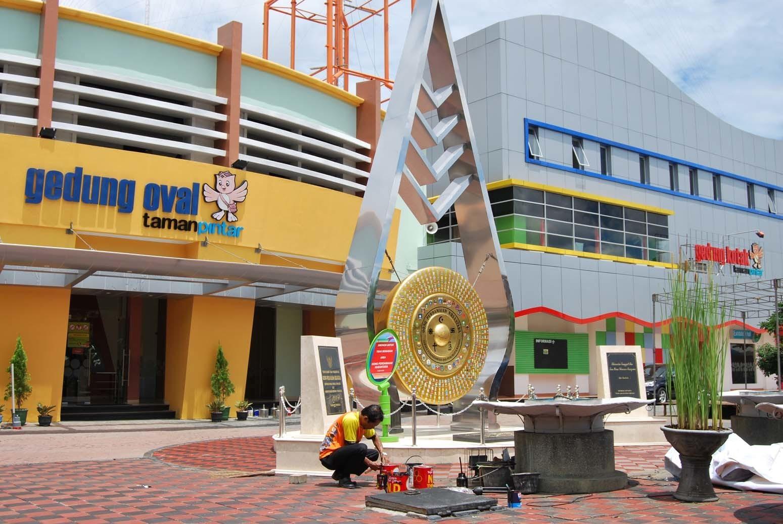 Taman Pintar Yogyakarta Attraction Indonesia Copy Siska Pratiwi Kota
