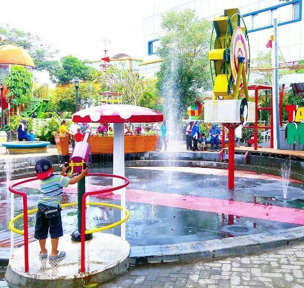 Taman Pintar Yogyakarta Display Wisata Jogja Kota