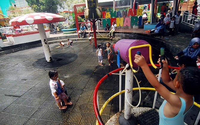 Taman Pintar Yogyakarta Lokasi Tepat Liburan Bersama Kecil Kota