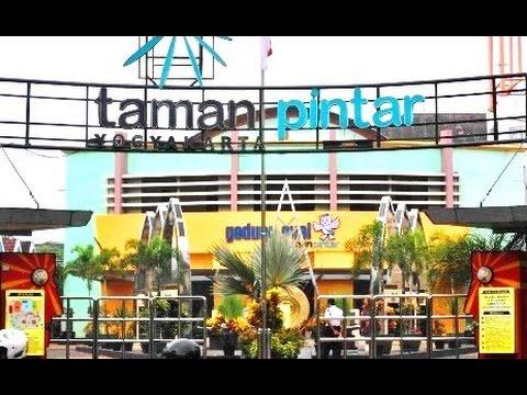Taman Pintar Yogyakarta Official Science Playground Hd Youtube Kota