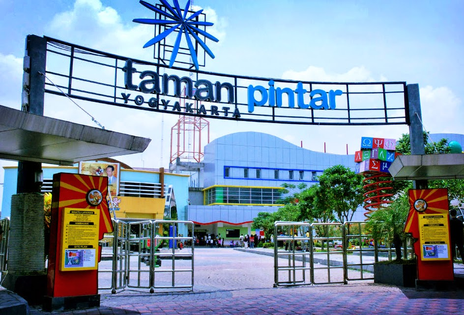 Taman Pintar Yogyakarta Parabola Berbisik Hingga Dinding Tpy Salah Satu