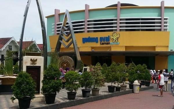 Taman Pintar Yogyakarta Smart Park Address Jalan Panembahan Senopati 1