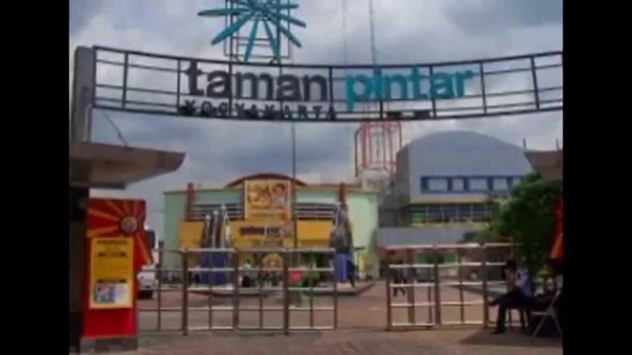 Taman Pintar Yogyakarta Tempat Wisata Indonesia Youtube Kota