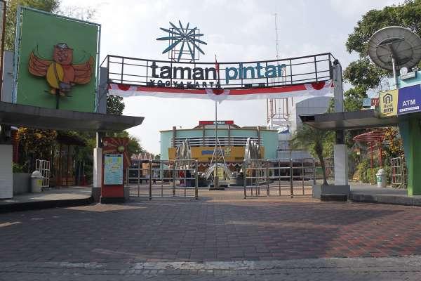 Taman Pintar Yogyakarta Yogya Gudegnet Kota