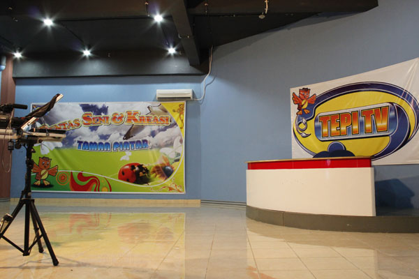 Taman Pintar Yogyakarta Yogya Gudegnet Studio Tv Kota