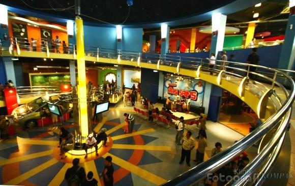Tempat Wisata Jogja Taman Pintar Yogyakarta 7 Kota