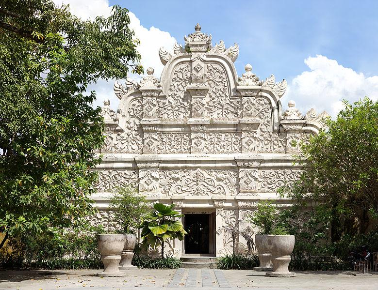 File Eastern Face West Gate Taman Sari Yogyakarta 2014 04