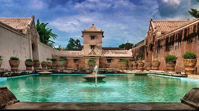 Harga Tiket Masuk Taman Sari Yogyakarta 2018 Htm Kota