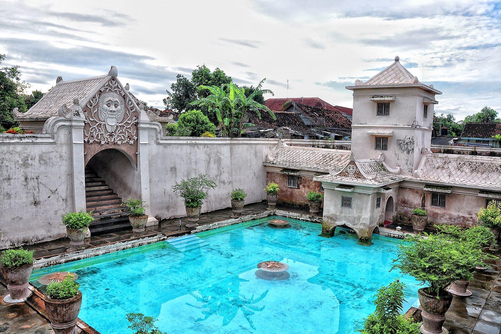 Infromasi Lengkap Taman Sari Keraton Yogyakarta 2 Terkini Jogja Yogya