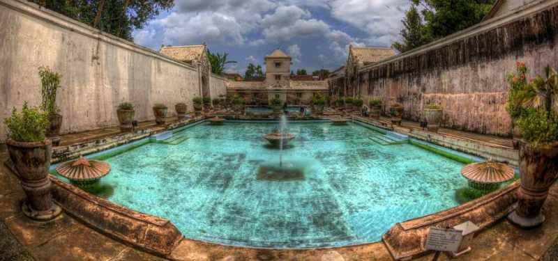 Infromasi Lengkap Wisata Istana Air Taman Sari Yogyakarta Terkini Kota