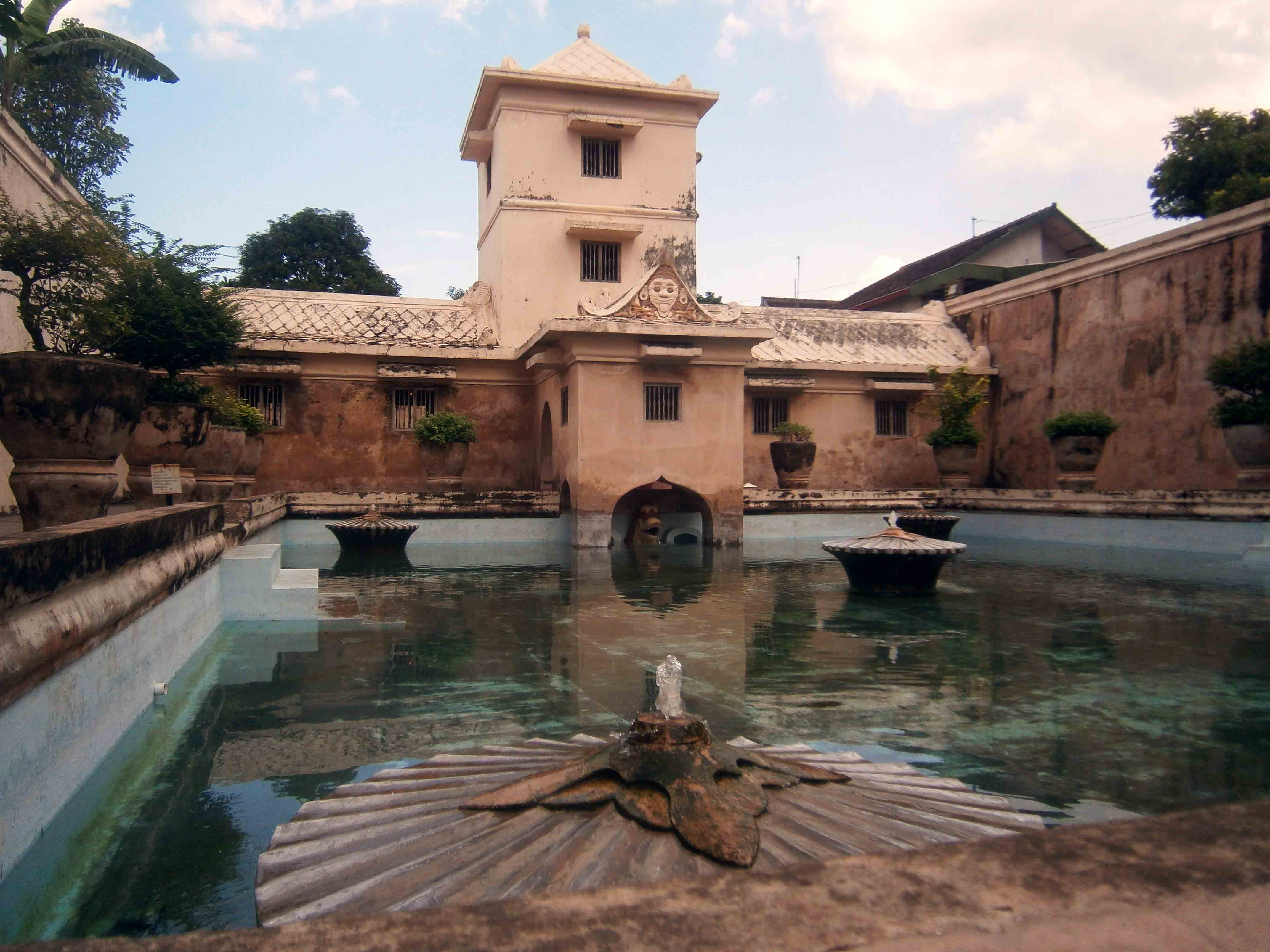 Married Maps Blog Archive Taman Sari Water Castle Yogyakarta Kota