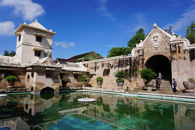 Menikmati Warisan Budaya Komplek Taman Sari Yogyakarta Bello Id Siapa