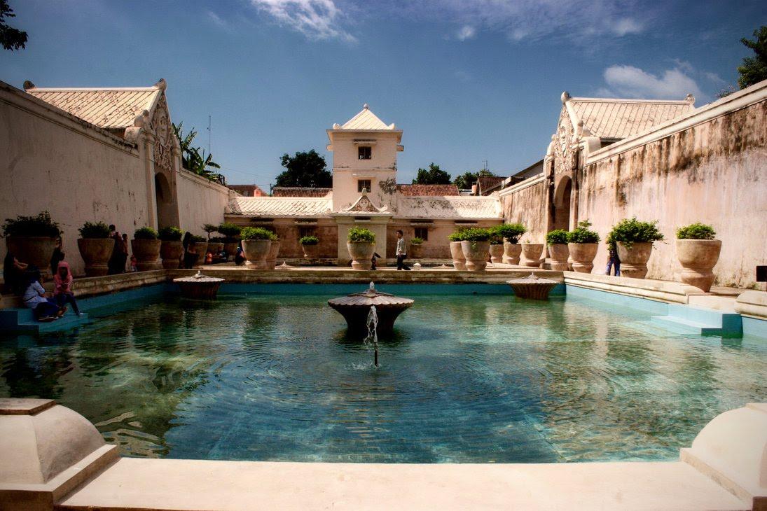 Pn Tay Blog Taman Sari Water Palace Jogjakarta Yogyakarta Kota