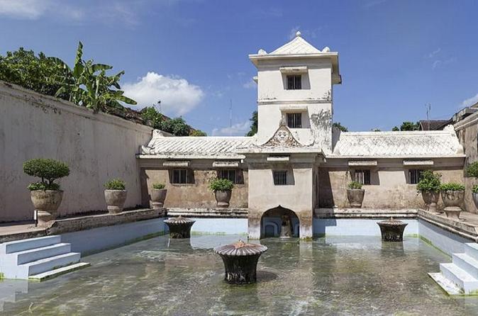 Private Tour Yogyakarta Kraton Sultan Palace Water Castle Kota Gede