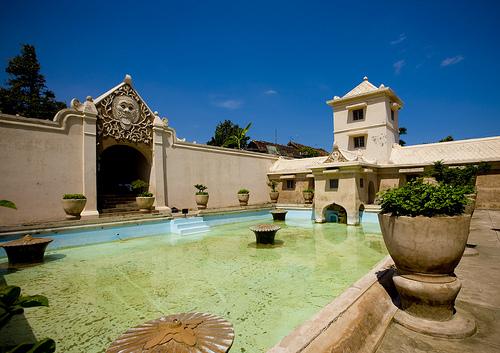 Taman Sari Beautiful Water Castle Yogyakarta Part 1 Visitingjava Kota