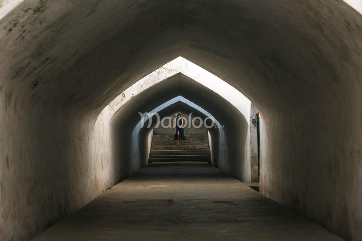 Taman Sari Kastil Indah Tempat Tetirah Raja Permaisuri Lorong Menuju