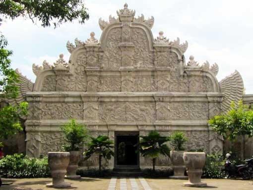 Taman Sari Yogyakarta Gardu Masuk Rental Mobil Jogja Murah Harga