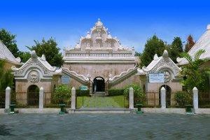 Taman Sari Yogyakarta Water Castle Places Interest Park Kota