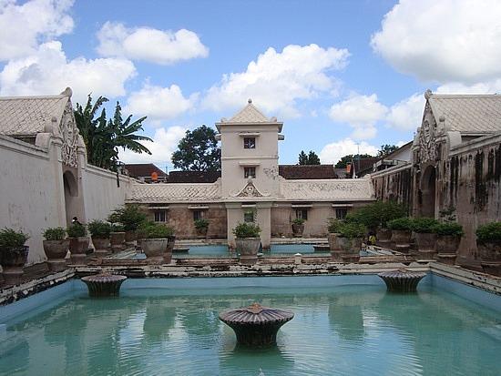 Tamansari Water Castle Yogyakarta Taman Sari Kota