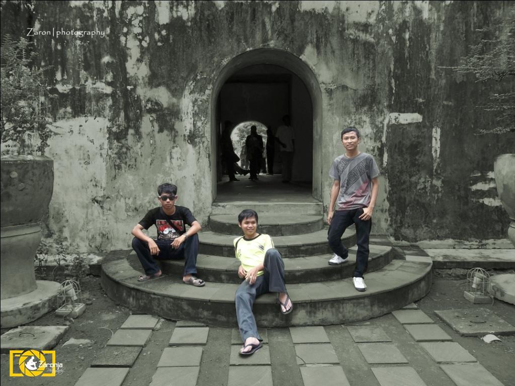 Wisata Sejarah Taman Sari Yogyakarta Zaronja Berkelana Kota
