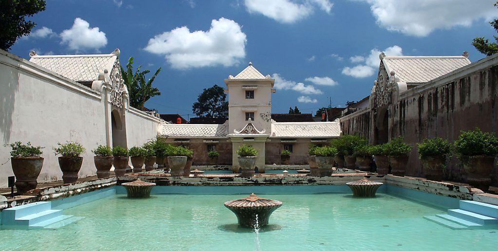 Yogyakarta Taman Sari 7 Kota