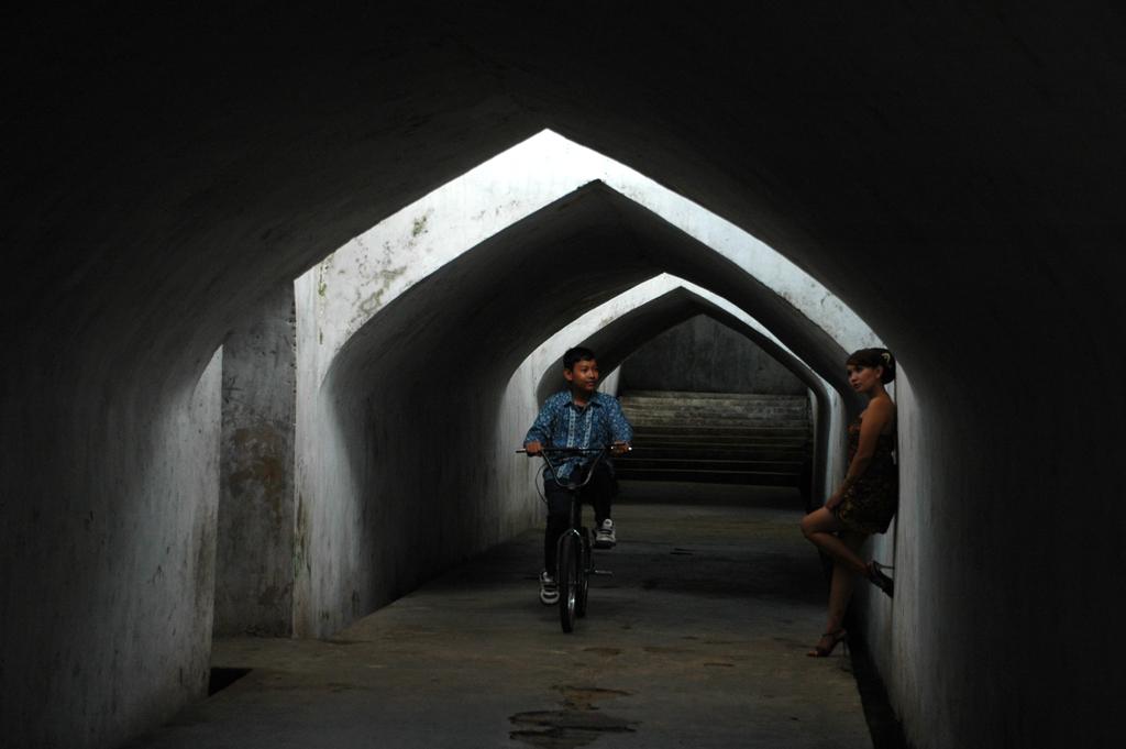 Yuk Mampir Istana Air Taman Sari Yogyakarta Lorong Masjid Bawah