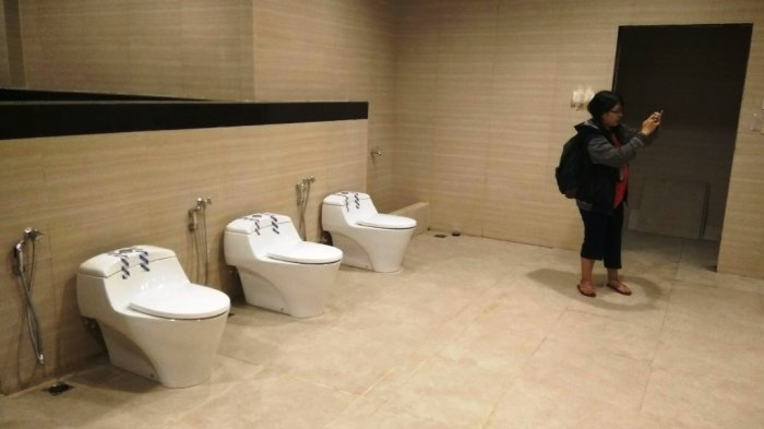Inilah Keunggulan Toilet Underground Titik Nol Kilometer Yogyakarta Km Jogja