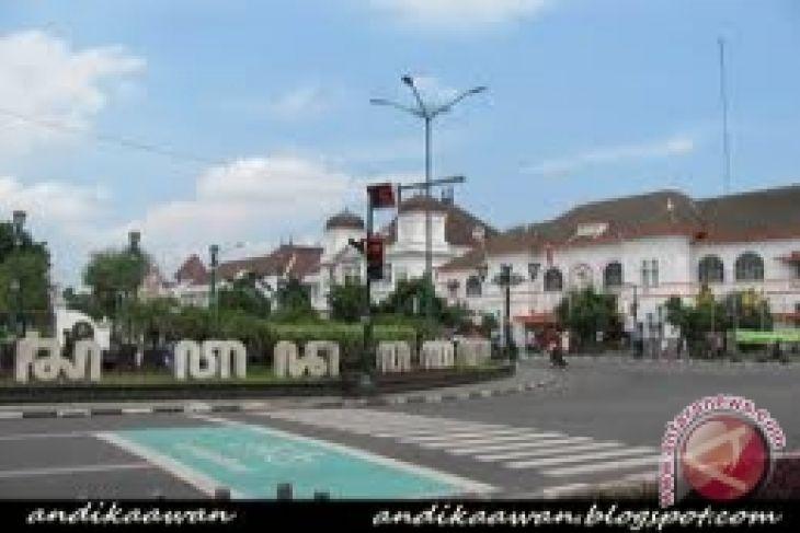 Kawasan Titik Nol Yogyakarta Menjadi Pedestrian Antara News Kilometer Kota