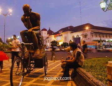 Nol Kilometer Jogja Km0jogja Twitter Titik Yogyakarta Spot Terbaik Jantung
