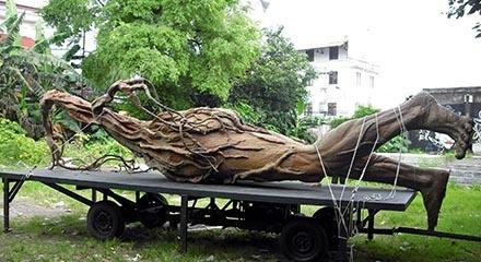 Patung Titik Nol Jogja Dicopot Ijin Kadaluarsa Kepala Upt Malioboro