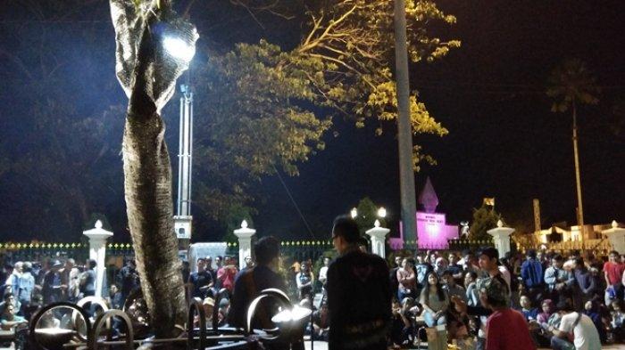 Tag Kota Yogyakarta Kala Titik Nol Kilometer Yogya Berubah Jadi