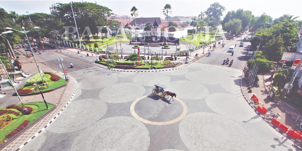 Titik Nol Kembali Dibuka Radar Jogja Km Kota Yogyakarta