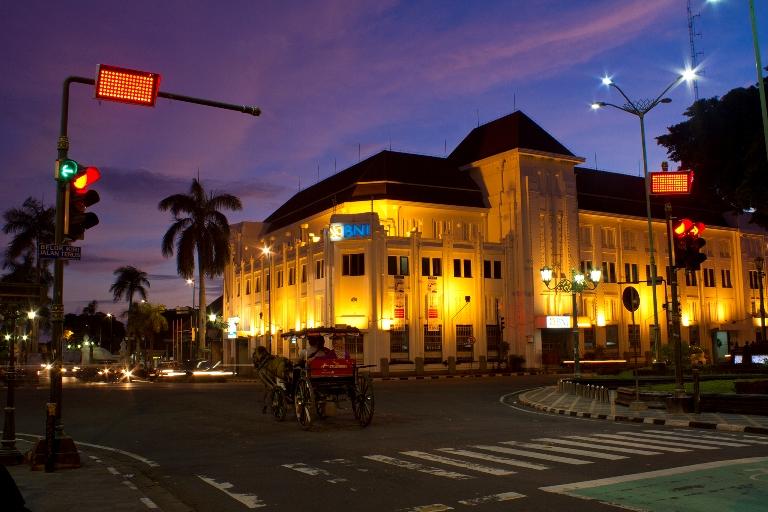 Titik Nol Kilometer Hitungan Jarak Berawal Jalanjogja Destinasi Wisata Yogyakarta