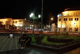 Titik Nol Kilometer Mulai Bersih Pkl Tribun Jogja Bramasto Adhy