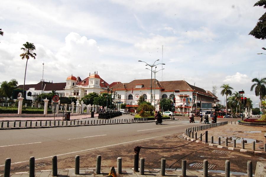 Titik Nol Kilometer Yogyakarta Bakpia Mutiara Jogja 0 Km 2