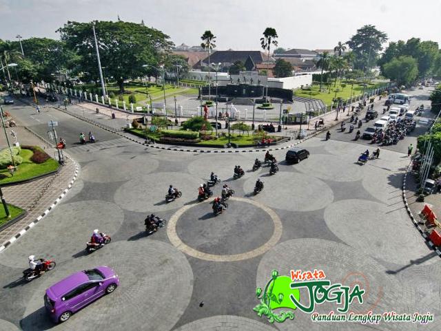 Titik Nol Km Jogja Salah Satu Ikon Wisata Wajib Kunjungi