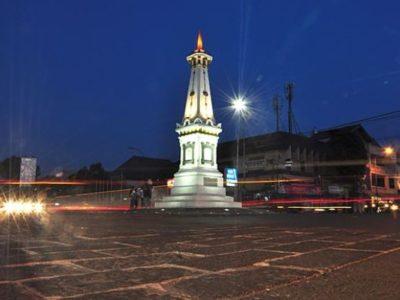 10 Gambar Tugu Jogja Foto Malam Hari Yogyakarta Sejarah Mitos