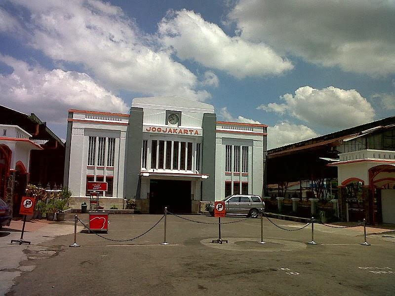 Alamat Stasiun Tugu Yogyakarta Kantor Indonesia Kota