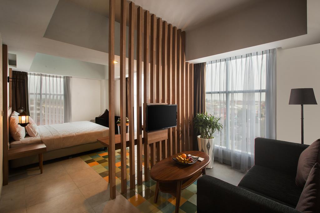 Hotel Pesonna Tugu Yogyakarta Indonesia Booking Kota