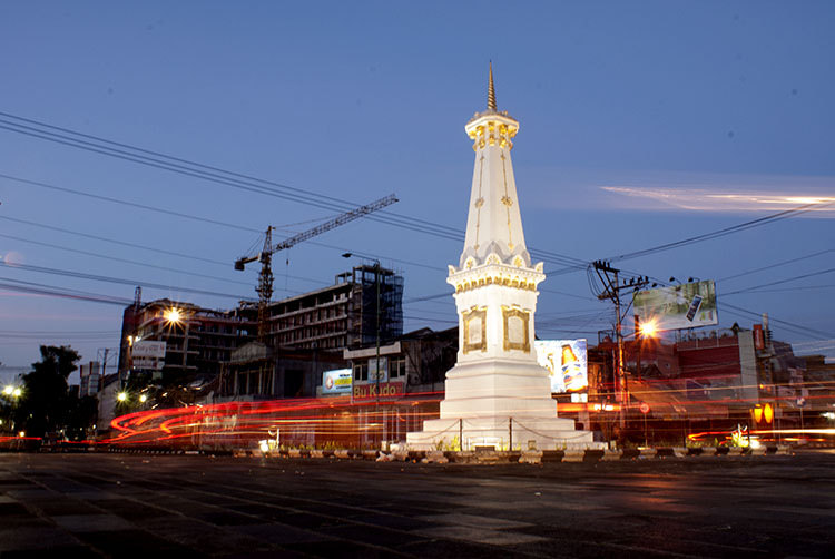 Jogja Kota Istimewa Sejuta Kenangan Keunikan Yogyakarta Tugu