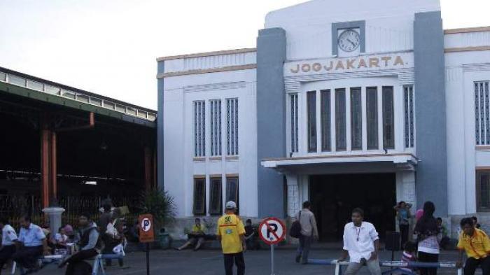 Penataan Sisi Selatan Stasiun Tugu Lebih Nyaman Tribun Jogja Hendra